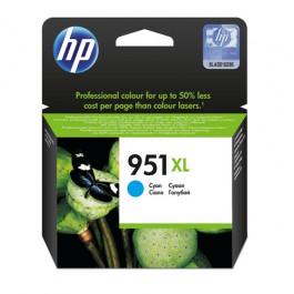HP Tinte Nr. 951XL Cyan mit hoher Reichweite