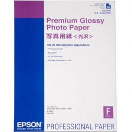 EPSON Premium Glossy Photo Paper DIN A3+ 20 Blatt C13S041316