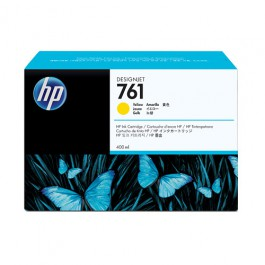 HP Tinte Nr. 761 CM992A Yellow, 400 ml