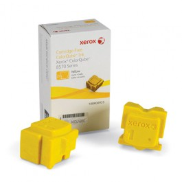 Xerox Solid Ink (2 Sticks) Yellow für ColorQube 8570 8580, 4.400 Seiten