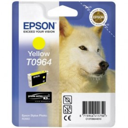 Epson Tinte T0964 Yellow, 11,4 ml