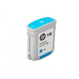 HP Tinte Nr. 728 Cyan