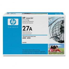 HP Toner C4127A Schwarz für Laserjet 4000 / 4050 6k
