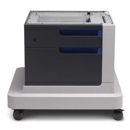 HP 500-Blatt-Papierzuführung und Schrank CC422A