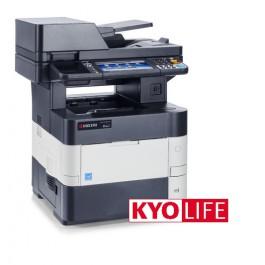 Kyocera Ecosys M3550idn mit KyoLife 3