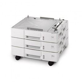 OKI Großraumkassette für C96x0 C9655 C98x0 ES9420, 3x 530 Blatt