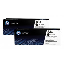 HP Toner 83A 2er-Pack