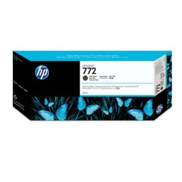 HP Tinte Nr. 772 CN635A Matt Black, 300 ml