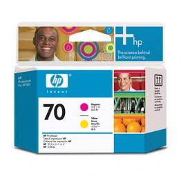 HP Druckkopf Nr. 70 C9406A Magenta + Yellow