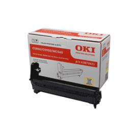 OKI Bildtrommel Yellow für C5600 C5700, 20k