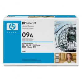 HP Toner C3909A Schwarz für Laserjet 5si 8000 15k