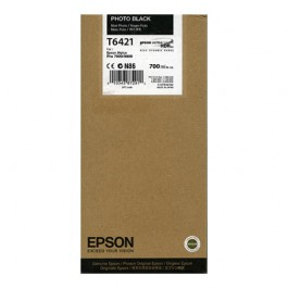 Epson Tinte T6361 Photo Black UltraChrome HDR, 700 ml