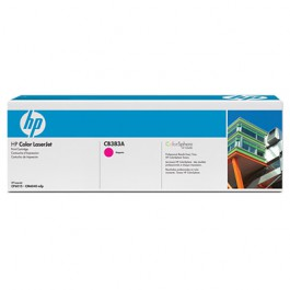 HP Toner Magenta CB383A für Color LaserJet CP6015 CM6030 CM6040, 21k