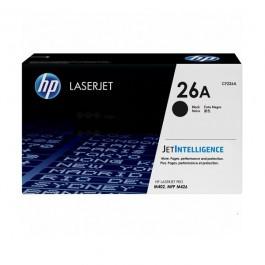 HP Toner 26A Schwarz CF226A