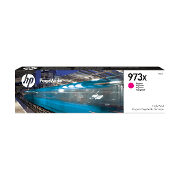 HP PageWide Tinte 973X Magenta