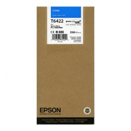 Epson Tinte T6362 Cyan UltraChrome HDR, 700 ml