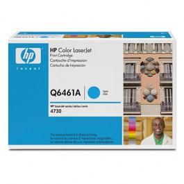 HP Toner Cyan Q6461A für Color LaserJet 4730 CM4730, 12k