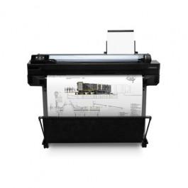 Frontansicht des HP Designjet T520