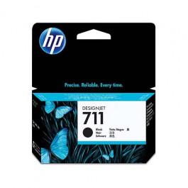 HP Tinte Nr. 711 CZ129A Schwarz, 38 ml