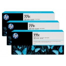 HP Tinte Multipack Nr. 771C B6Y37A Photo Black