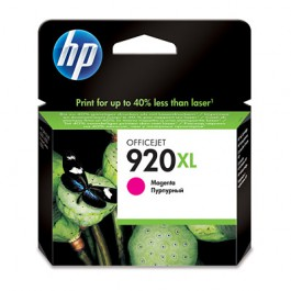 HP Tinte Nr. 920XL CD973AE Magenta, 6 ml