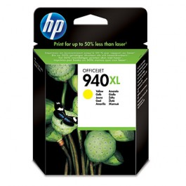 HP Tinte Nr. 940XL C4909AE Yellow, 28 ml