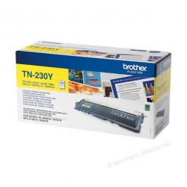 Brother Toner Gelb TN-230Y
