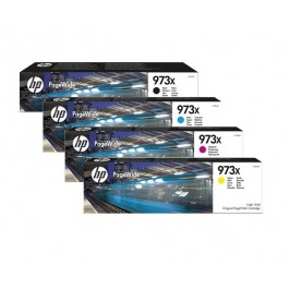 HP Tintenset 973X