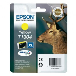 Epson Tinte T1304 Yellow XL DURABrite, 10.1 ml