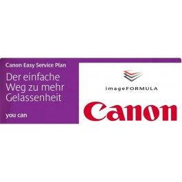 Canon Easy Service Plan für Workgroup-Scanner