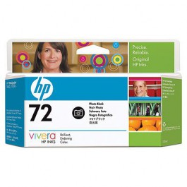 HP Tinte Nr. 72 C9370A Photo Black, 130 ml