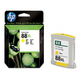 HP Tinte Nr. 88XL C9393AE Yellow, 17,1 ml