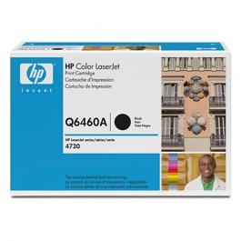 HP Toner Schwarz Q6460A für Color LaserJet 4730 CM4730, 12k