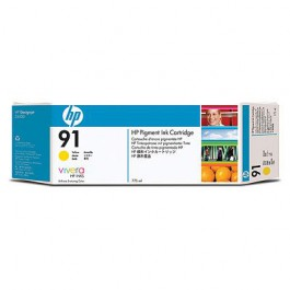 HP Tinte Nr. 91 C9469A Yellow, 775 ml