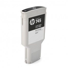 HP Tinte Nr. 745 Photo Schwarz F9K04A