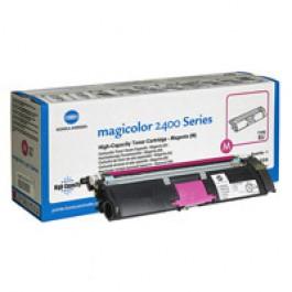Konica Minolta Toner Magenta für 2400 / 2500 Serie, 1k5