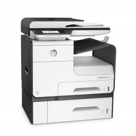 HP PageWide 477dwt von links