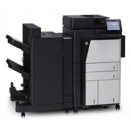 HP Laserjet Enterprise 800 MFP Flow M830z mit Ausgabeoption