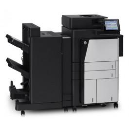 HP Laserjet Enterprise 800 MFP Flow M830z mit Ausgabeoption