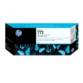 HP Tinte Nr. 772 CN632A Light Cyan, 300 ml