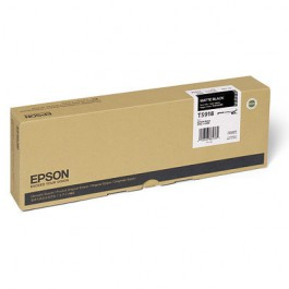Epson Tinte T5918 Matt Black, 700 ml