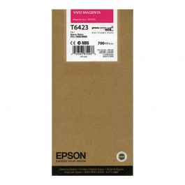 Epson Tinte T6363 Vivid Magenta UltraChrome HDR, 700 ml
