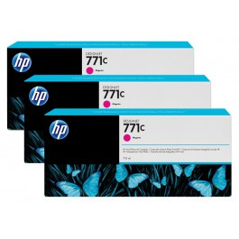 HP Tinte Multipack Nr. 771C B6Y33A Magenta