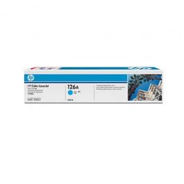 HP Toner CE311A LaserJet 126A Cyan, 1.000 Seiten
