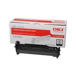 OKI Bildtrommel Schwarz für C3300 C3400 C3450 C3600, 15k