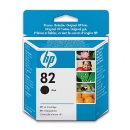 HP Tinte Nr. 82 CH565A Schwarz, 69 ml