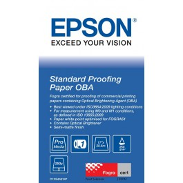 Epson Standard Proofing Paper OBA C13S450187