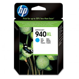 HP Tinte Nr. 940XL C4907AE Cyan, 28 ml