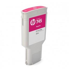 HP Tinte Nr. 745 Magenta F9K01A
