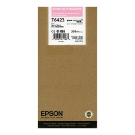 Epson Tinte T5966 Vivid Light Magenta UltraChrome HDR, 350 ml